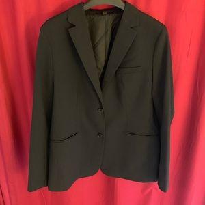 UNIGLO XL Pinstripe blazer MINT
